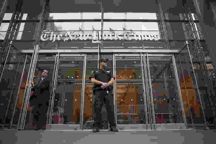 Margaret Sullivan: Publishing that anonymous New York Times article wasn't 'gutless,' but writing it probably was