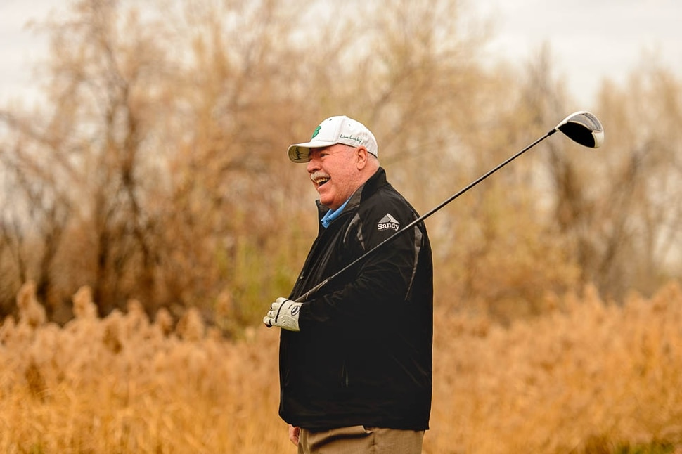 (Trent Nelson | The Salt Lake Tribune) Sandy Mayor Tom Dolan lost his bid for a seventh term in office this week. He was photographed at River Oaks Golf Course in Sandy, Friday November 10, 2017.