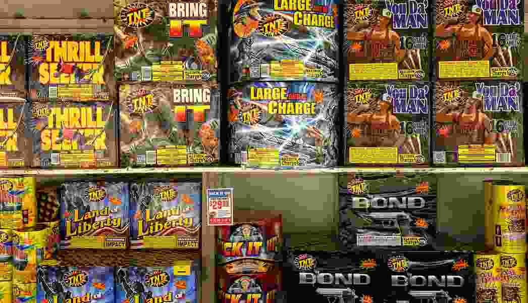 Park City bans setting off your own fireworks, citing danger of wildfires