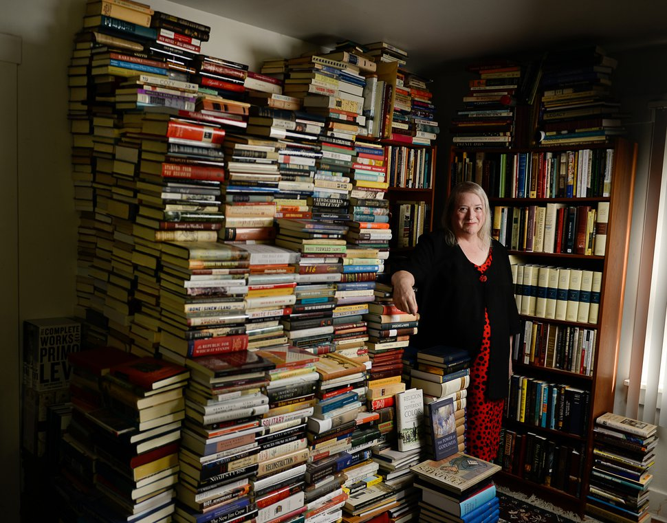 (Francisco Kjolseth | Tribune file photo) Ardis E. Parshall, a Mormon research historian in Salt Lake City, is an avid bibliophile.