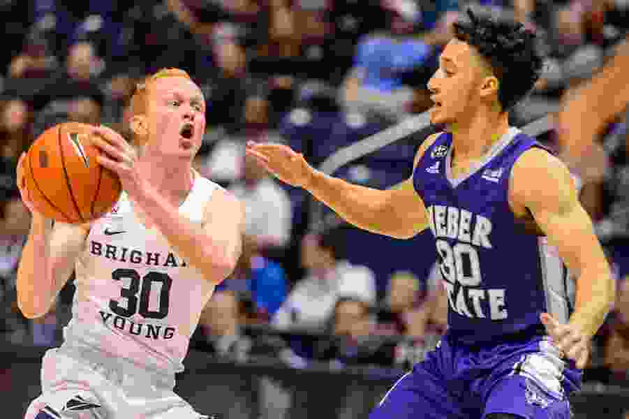 BYU-Mississippi Valley State men's basketball preview