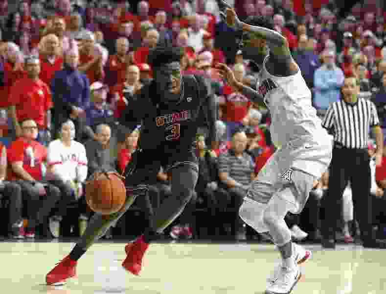 Utes in review: Opening sequence of Pac-12 basketball play raised their stock, even after a tough loss at Arizona