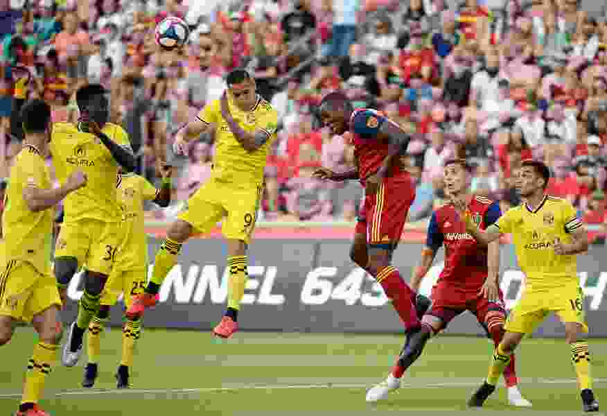 For Real Salt Lake, the stretch run of the MLS season may already be here