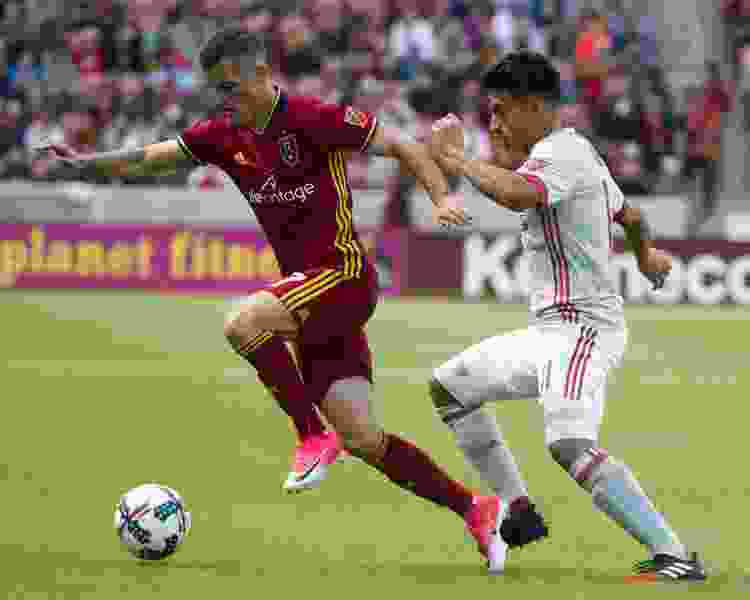 Real Salt Lake signs Brooks Lennon to new deal, after getting him on loan from Liverpool last season