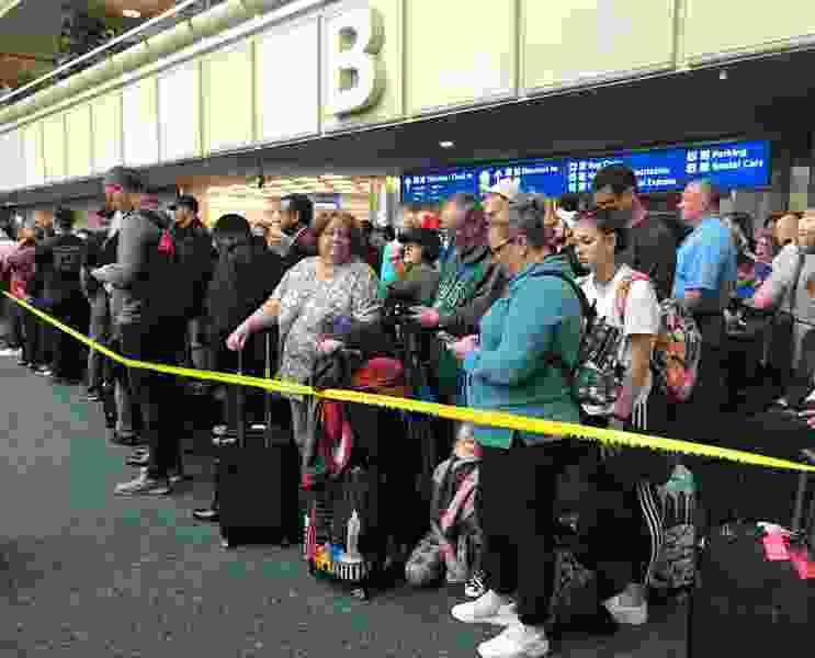 TSA agent falls to his death at Orlando Airport causing delays, confusion