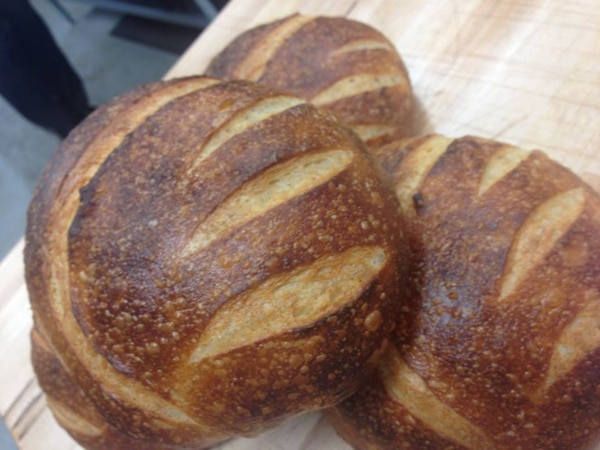 (Courtesy Photo | Fillings and Emulsions) Fresh baked breads from Fillings & Emulsions Bakery in Salt Lake City