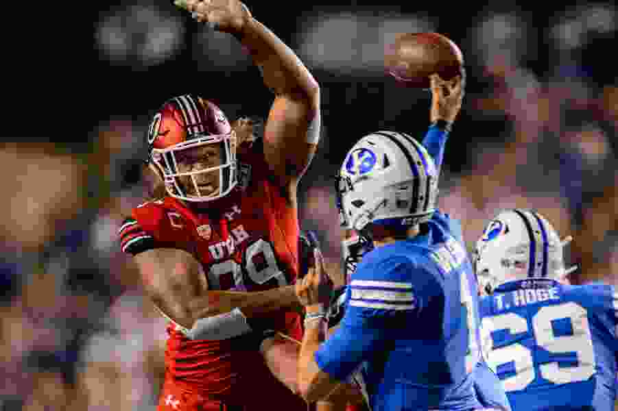 Utah to play at Washington on Saturday, November 28