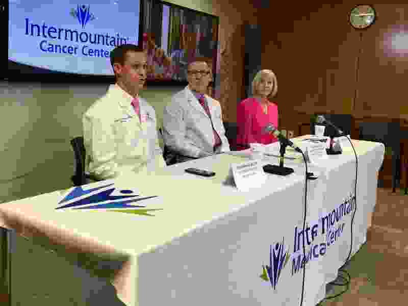 Utah-based Intermountain Healthcare launches study to detect breast cancer through blood test