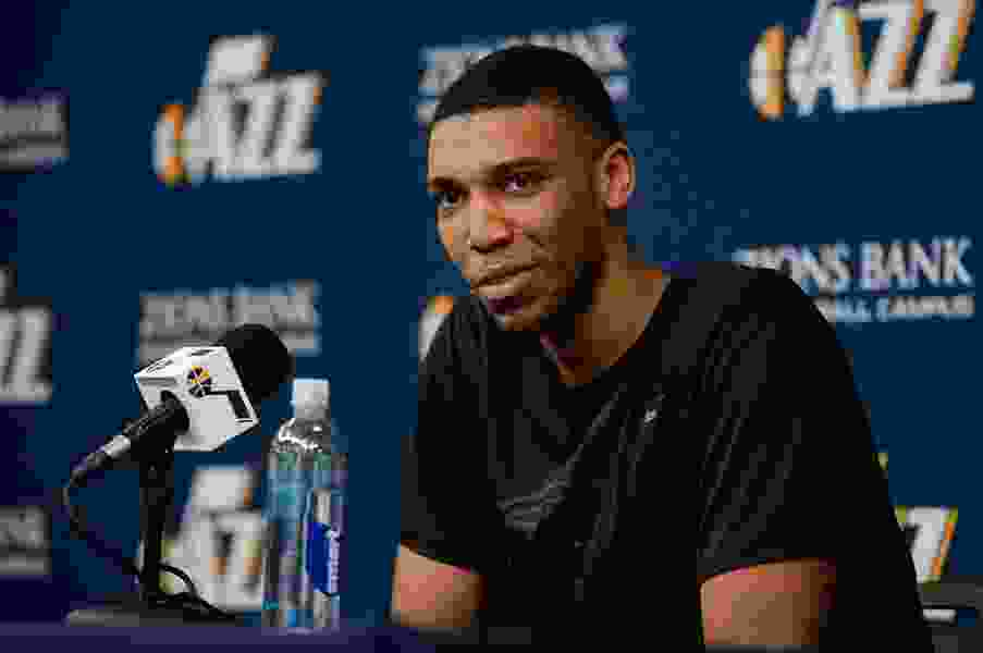 This summer could be make-or-break for Jazz big man Tony Bradley