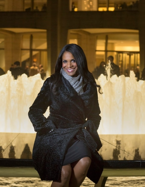 """(Photo courtesy of Chase Newhart/PBS) Audra McDonald is the host of """"Live from Lincoln Center."""""""