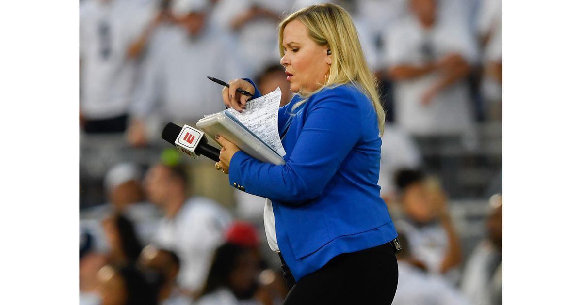 ESPN's Holly Rowe joins Utah Jazz broadcast team