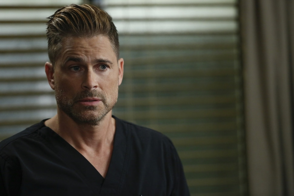 "(Cliff Lipson/CBS) Rob Lowe stars in the CBS medical drama ""Code Black."""