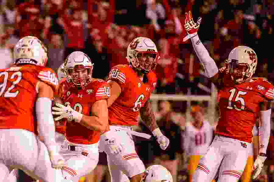 Utes are No. 15 and Utah State is left out of the first College Football Playoff rankings