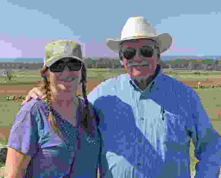 Pat and Sharon O'Toole: If you like birds and fish, hug a cow