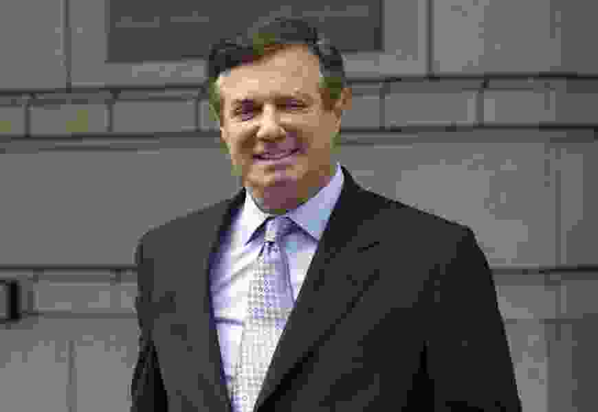 Manafort testified before grand jury twice