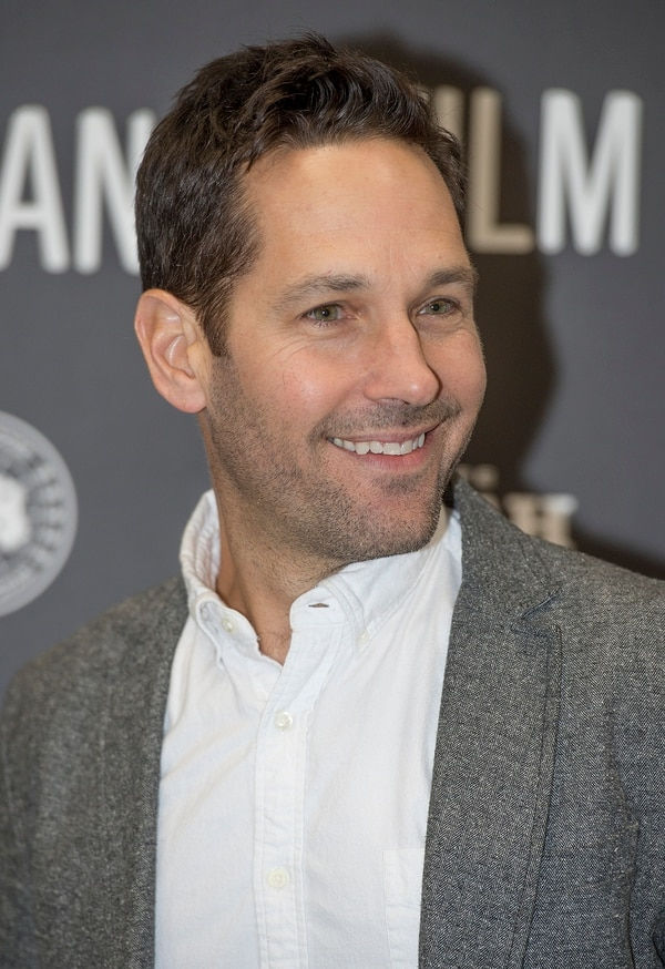 Leah Hogsten | The Salt Lake Tribune l-r Actor and executive producer Paul Rudd arrives at the premiere of ÒFun Mom Dinner,Ó starring Katie Aselton, Bridget Everett and Molly Shannon, Friday, Jan. 27, at the 2017 Sundance Film Festival in Park City. In the film, four women, whose kids are in the same preschool class, get together for dinner Ñ and things take an unexpected turn.