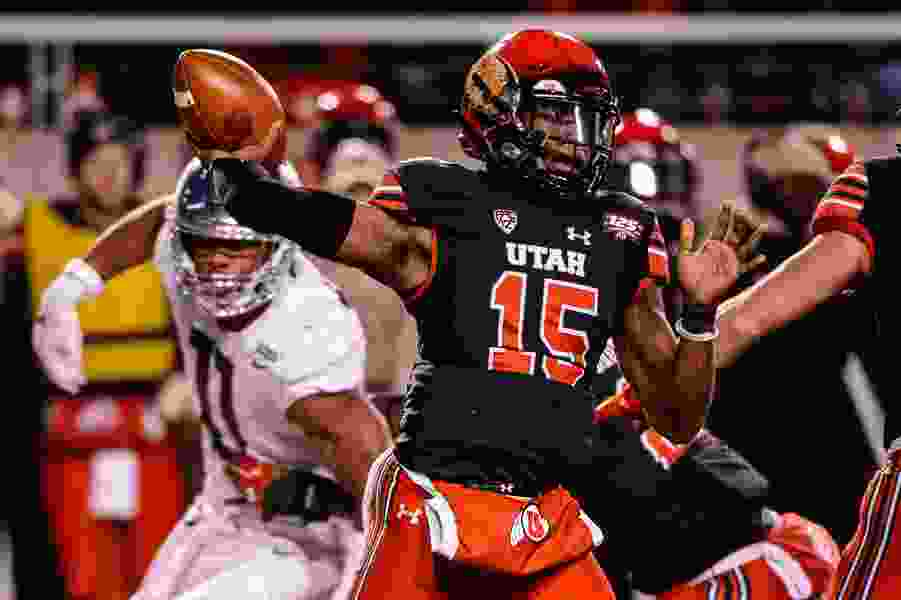 Red All Over: Will Jason Shelley become the next Utah QB to play defense?