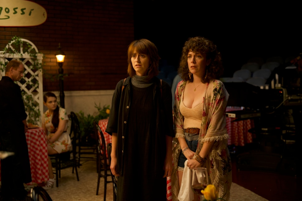 (Photo courtesy Ferocious Entertainment / Lifeboat Productions) Sisters Rachel (Hannah Pearl Utt, left) and Jackie (Jen Tullock) discover their mother isn't dead, as they were led to believe, in the comedy Before You Know It, directed by Utt and written by Utt and Tullock, an official selection in the U.S. Dramatic competition of the 2019 Sundance Film Festival.
