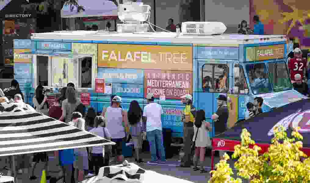 No meat. No cheese. No problem at Salt Lake City's Vegan Food Truck Round-up