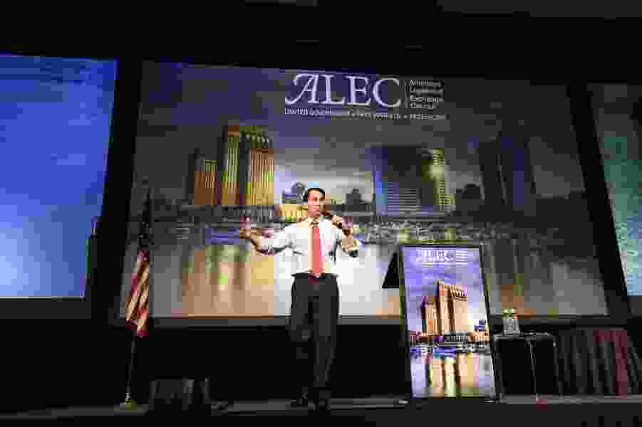 Flap over conservative ALEC turns some Utah House Democrats against federalism resolution