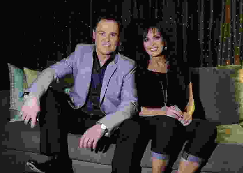 Donny and Marie make it official: They're leaving Las Vegas in November
