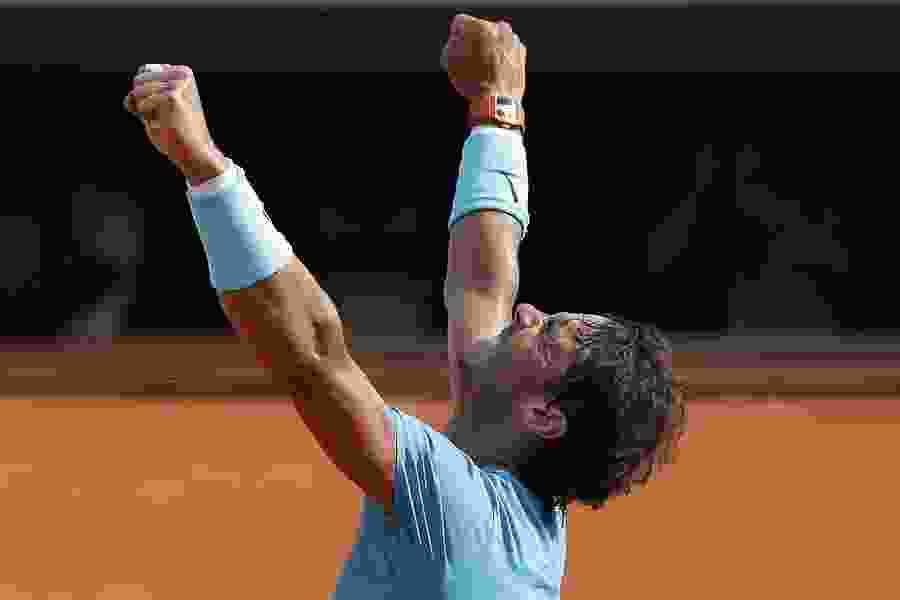 Rafael Nadal beats Juan Martin del Potro at French Open, faces Dominic Thiem in Sunday final