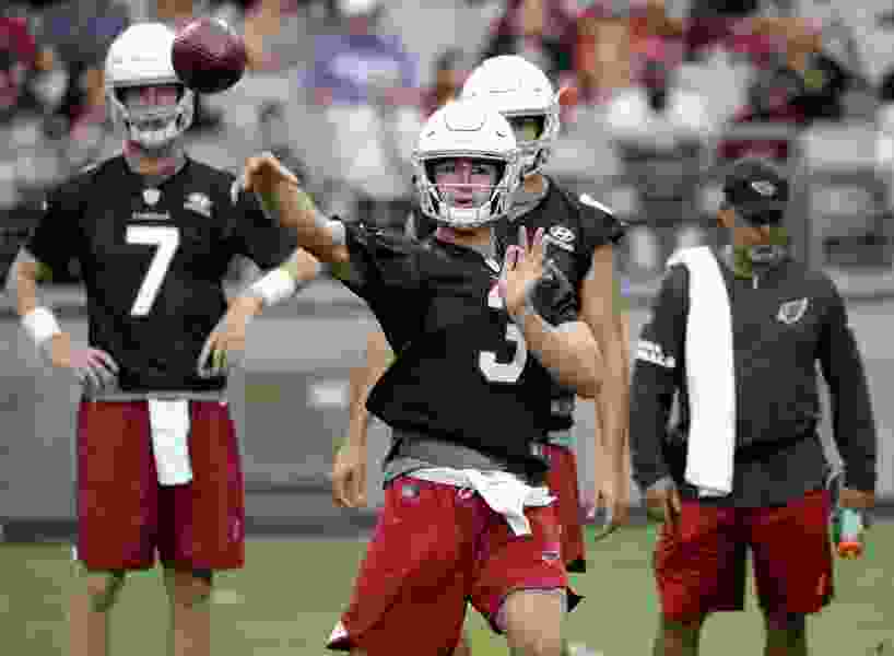 Rookie Rosen happy with progress, ready for NFL preseason debut