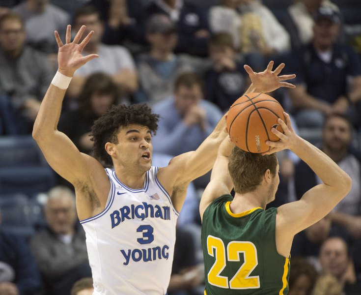 elijah bryant s expected departure leaves byu basketball with more