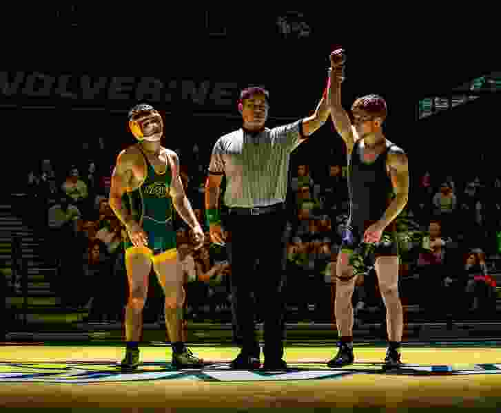 UVU wrestler Taylor LaMont wants to represent the U.S. on the grandest stage, at the Tokyo Olympics