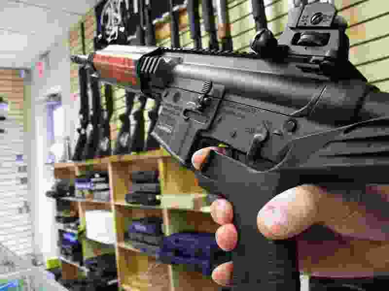House Republicans shy away from action on 'bump stocks,' hoping the ATF deals with it