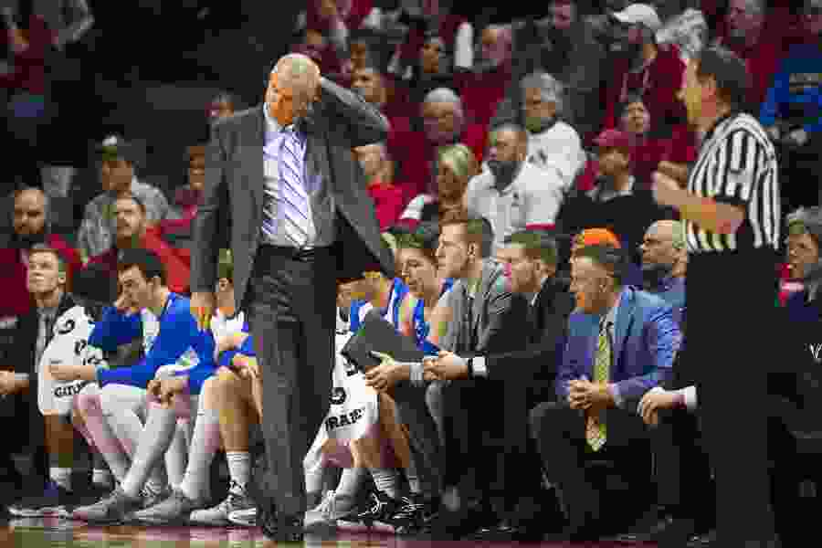 Eye On The Y: BYU basketball coaching scrutinized after women win WCC title, men stumble miserably