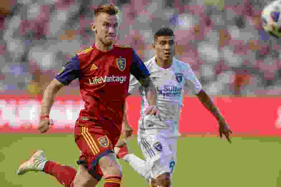 Real Salt Lake's Albert Rusnák says 'everyone will know' about his contract situation by the end of the season
