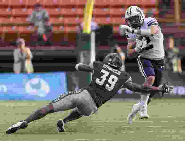 McDonald leads Hawaii to 38-34 win over BYU in Hawaii Bowl