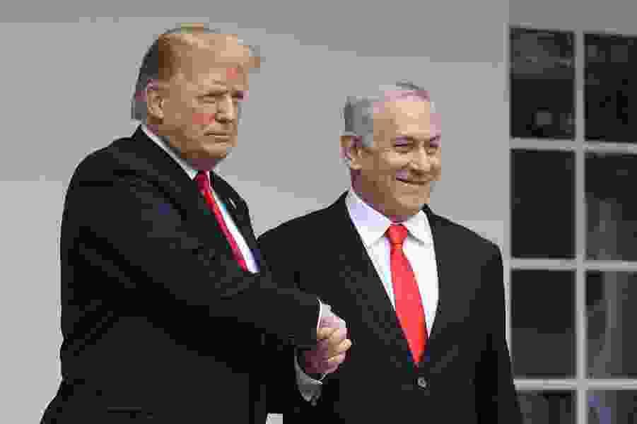 Dana Milbank: Dear Israel, Please dump Netanyahu. Your friend, America.
