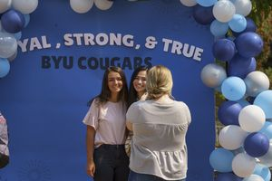 (Leah Hogsten | The Salt Lake Tribune) The 2021 fall semester gets underway at Brigham Young University, Aug. 30, 2021, in Provo. The school, owned and operated by The Church of Jesus Christ of Latter-day Saints, sometimes struggles in its pursuit of academic excellence and religious loyalty.