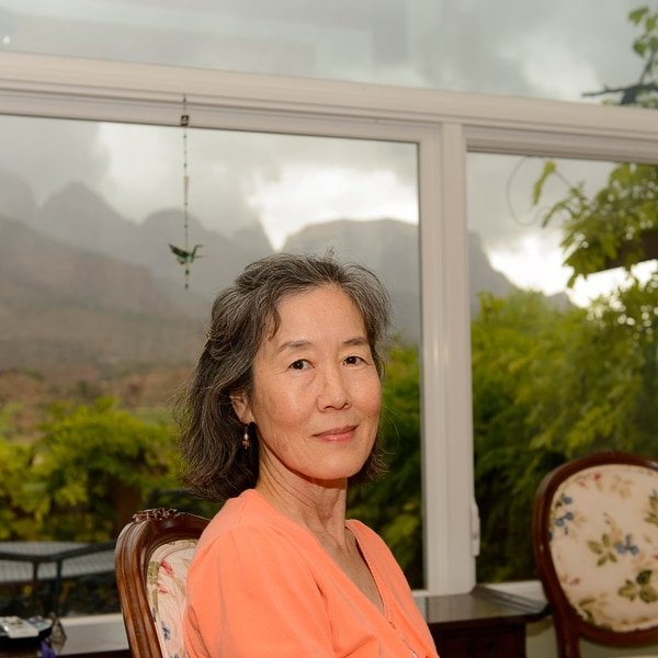 (Trent Nelson   Tribune file photo) Sunny Lee at her home in Springdale, Friday May 8, 2015.