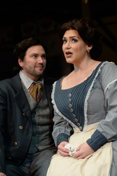 (Francisco Kjolseth | The Salt Lake Tribune) Utah Opera's season opener,