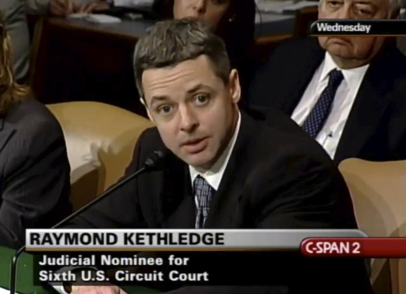 Image result for PHOTOS OF Raymond M. Kethledge. P