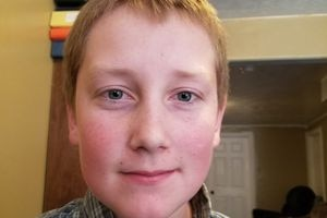 (Photo courtesy of the Utah Department of Natural Resources) Colton R. Hansen, 13, from Eagle Mountain, died Thursday following a rollover crash on an ATV at Coral Pink Sand Dunes State Park.