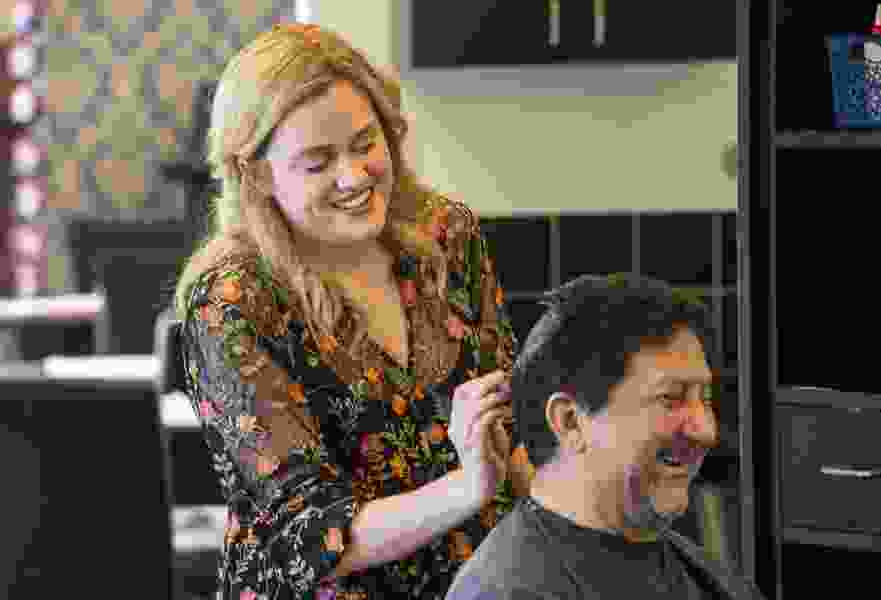 Utah's salons, barbershops — those that remain open — tread carefully during the coronavirus