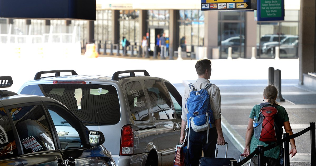 Slc Airport Says Car Sharing Firm Turo Operates Illegally