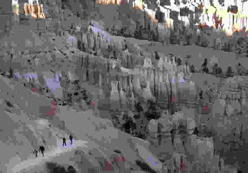 Utah investigating E. coli contamination report at Bryce Canyon National Park