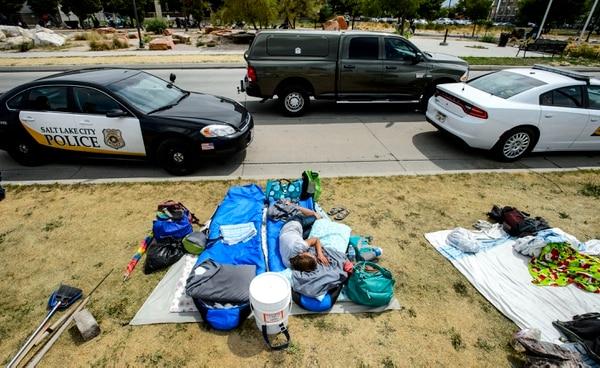 (Steve Griffin | The Salt Lake Tribune)