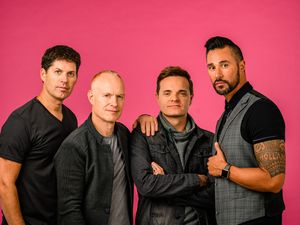 """(Scott Jarvie  