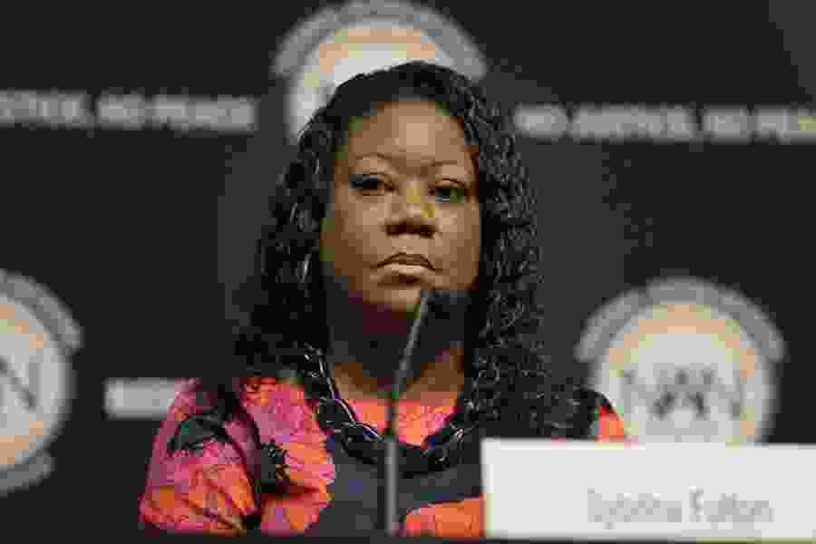 Trayvon Martin's mom announces run for office in Miami