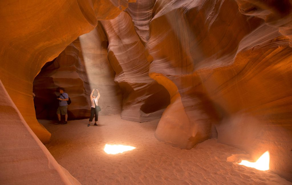No more photo-only tours at Upper Antelope Canyon in Arizona