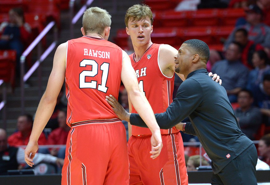 on sale 70c32 508d5 Reports: Utah is losing longtime assistant basketball coach ...