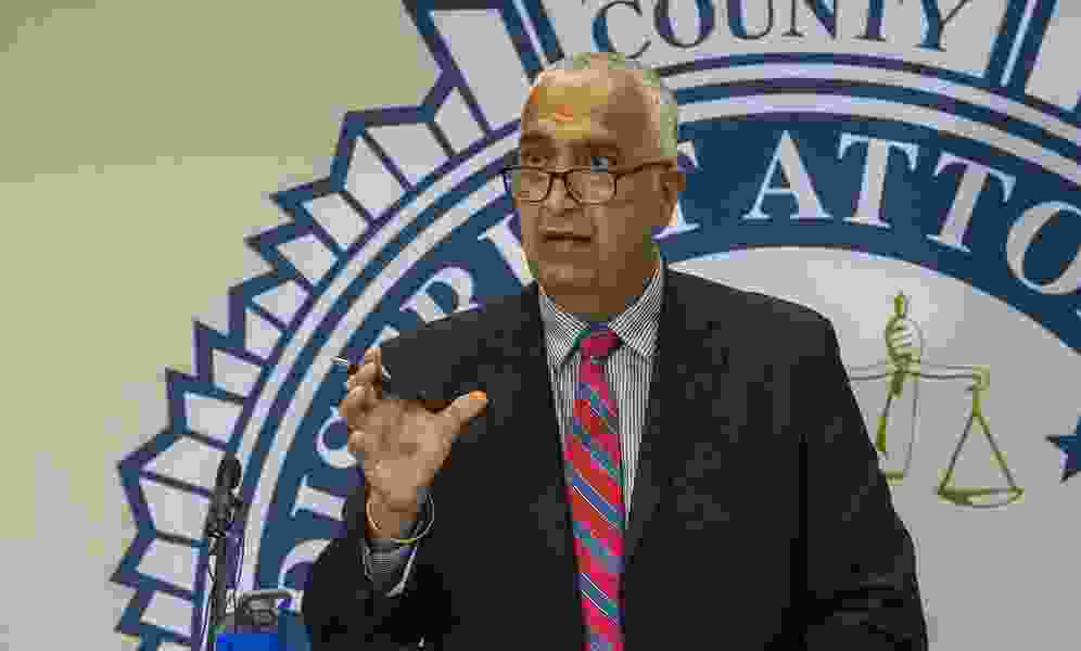 Salt Lake County Black Democratic Caucus withdraws support of District Attorney Sim Gill