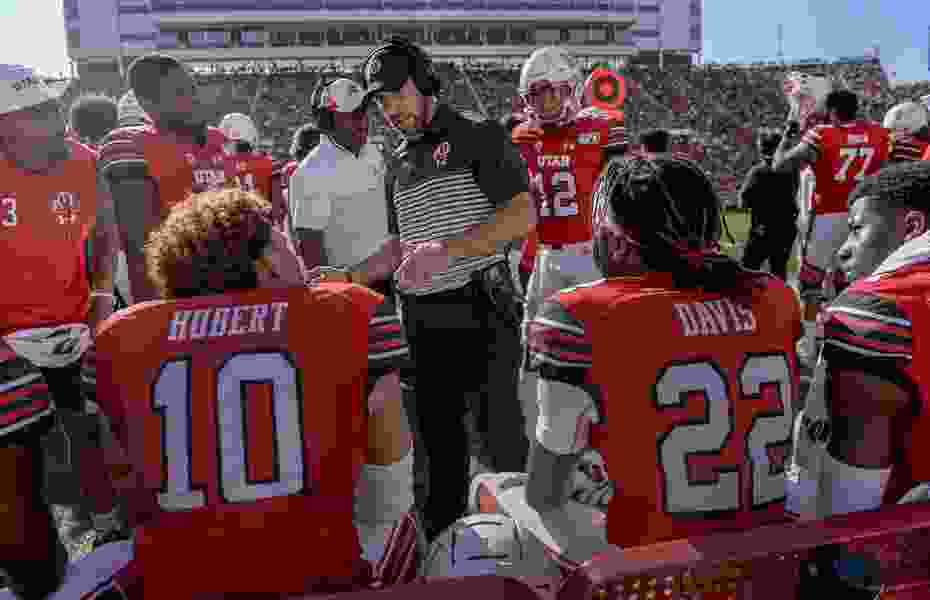 Saturday's game at Oregon State once looked like a sure 'W' for Utah, but it may be trickier now