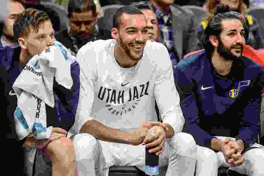 Weekly Run newsletter: Jazz's Ricky Rubio and Rudy Gobert are establishing a stronger on-court connection